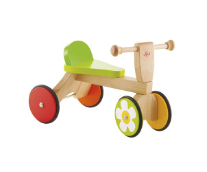 Triciclo in legno Baby Buggy Sevi