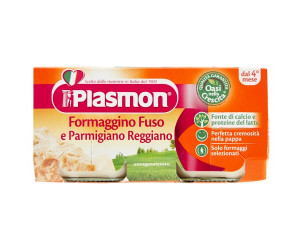 Omogeneizzato di Formaggino e Parmigiano reggiano
