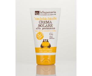 Crema solare SPF 50 'Osolebio