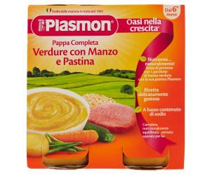 Pappa completa con Verdure, Manzo e Pastina