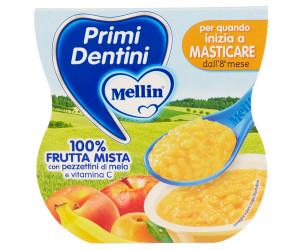 Primi dentini Frutta mista