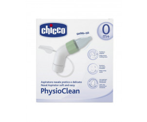 Aspiratore nasale PhysioClean