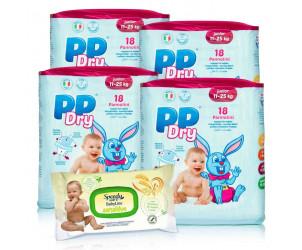 Pannolini taglia Junior 11-25 kg PPDry