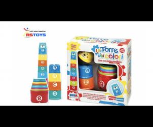 Torre dei Colori Primi Giochi