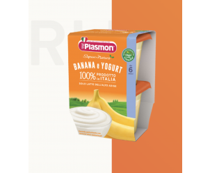 Merenda Yogurt e Banana Sapori di Natura
