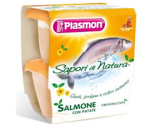 Omogeneizzato Sapori Di Natura Salmone