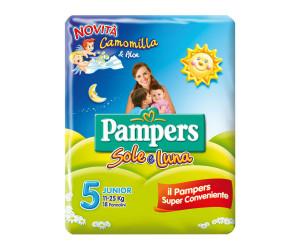 Pannolini Sole Luna Junior 11-25 kg