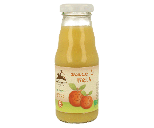 Succo di mela biologico
