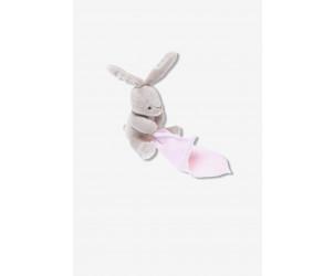 Doudou coniglietto con copertina