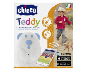 Teddy Baby Tracker