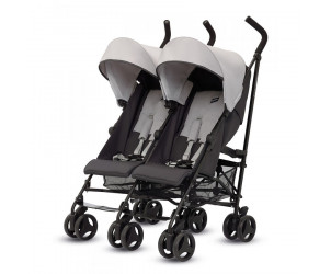 Passeggino gemellare Twin Swift