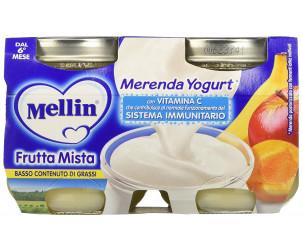 Merenda Yogurt Frutta mista