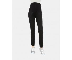 Pantalone nero in twill