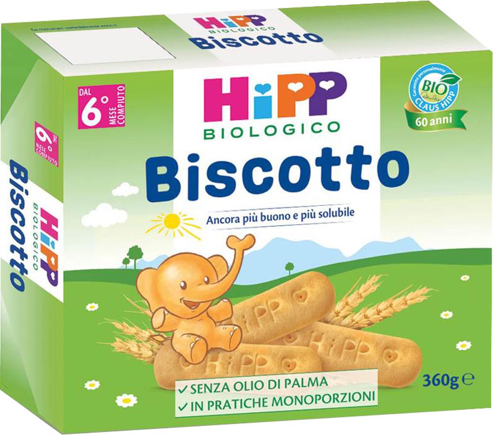 Biscotto solubile. HiPP