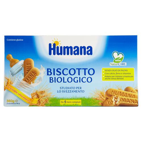 Biscotto Bio. Humana