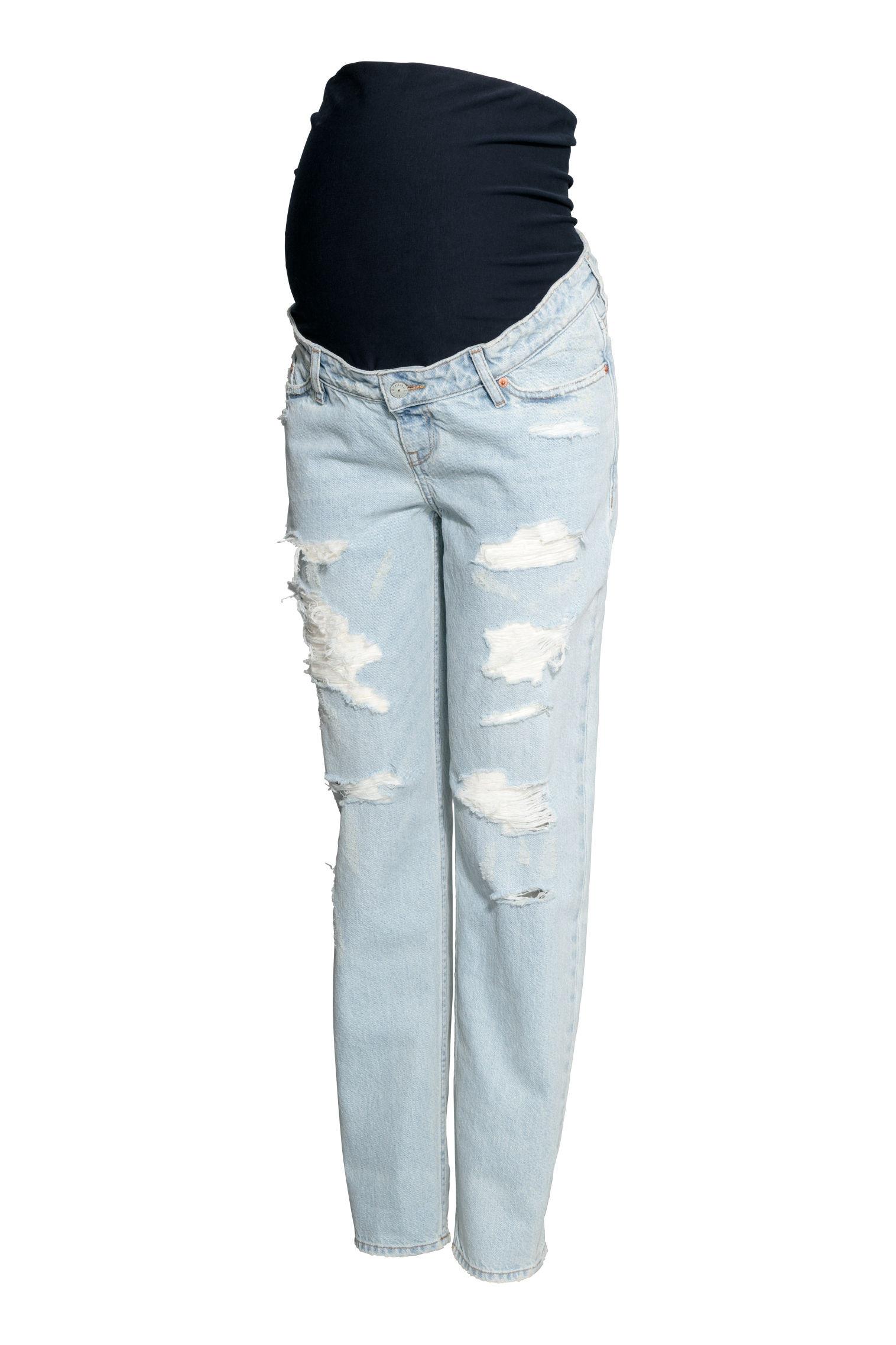 buy popular 9b035 8da64 Boyfriend Jeans Premaman H&M : Recensioni