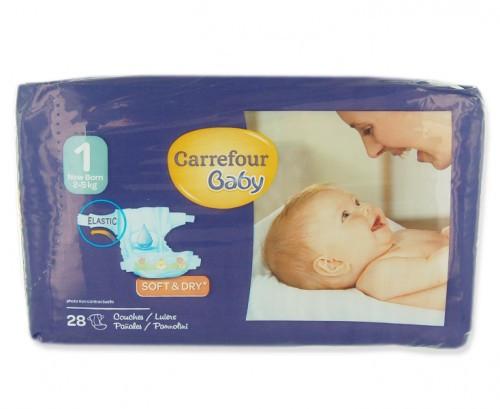 Carrefour Tavoli Da Esterno.Pannolini Taglia New Born 2 5 Kg Carrefour Recensioni