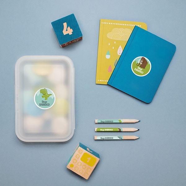 più recente godere del prezzo più basso grandi affari Etichette adesive per la scuola materna Ludilabel : Recensioni