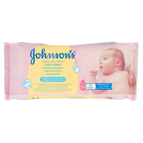 johnson salviettine  Salviettine Sensitive Johnson's Baby : Recensioni