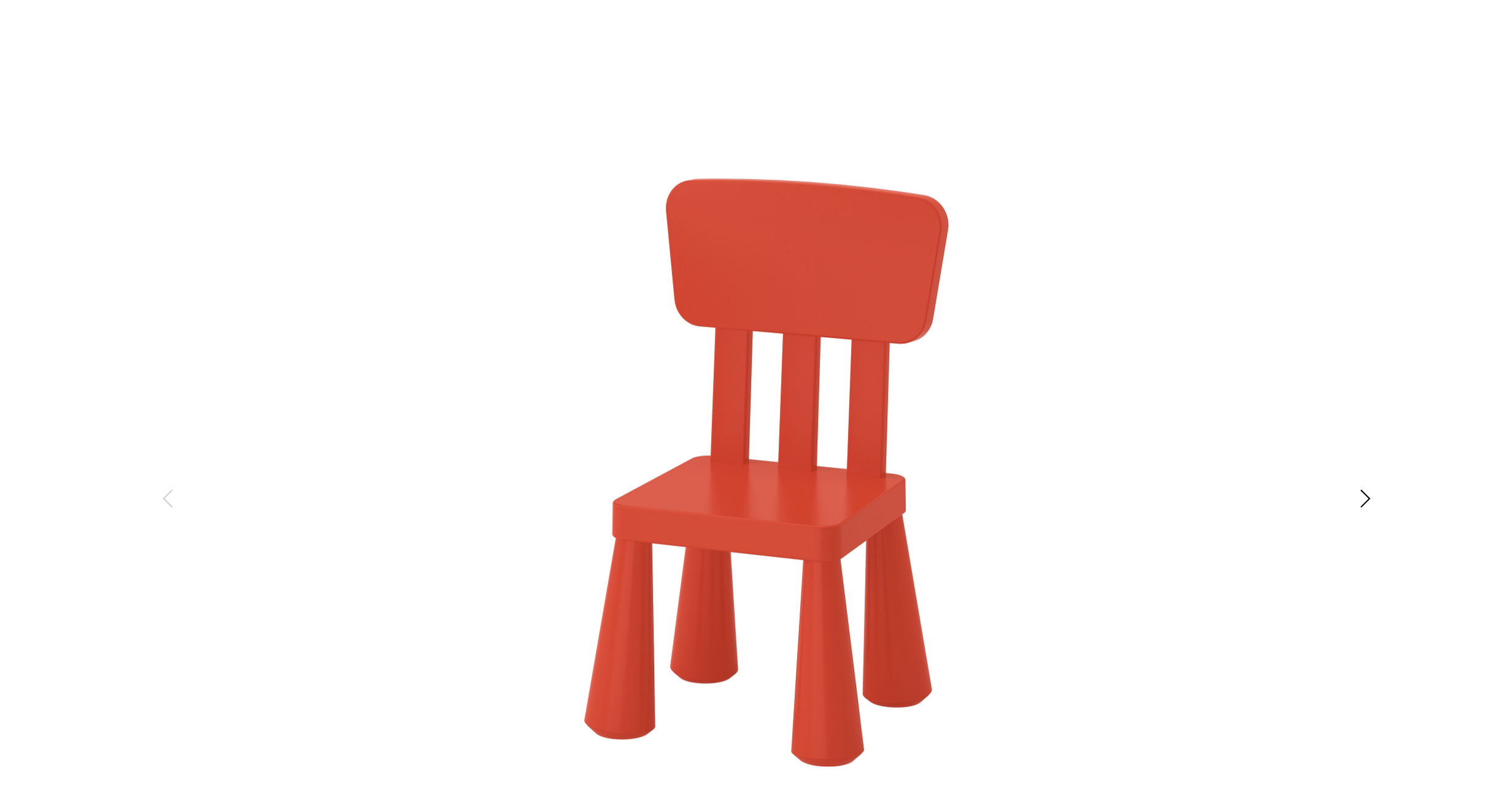 Sedie A Forma Di Sedere Costo sedia mammut ikea : recensioni
