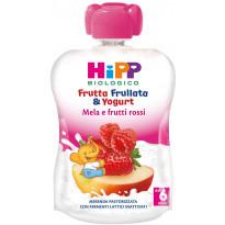 Frutta Frullata Mela, Frutti rossi e Yogurt