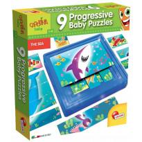Carotina Baby Progressive Puzzle