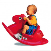 Cavallo a dondolo Little Tikes