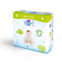 Pannolini Hello Baby taglia Midi 4-9kg