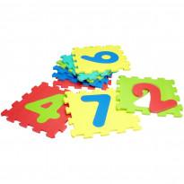 Mattonelle multicolor numeri