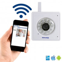 Baby Monitor Everywhere Ipcam Wi-fi
