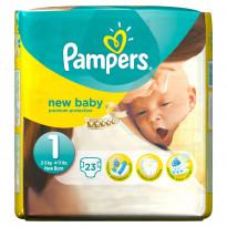 Pannolini New Baby taglia 1 2-5 kg