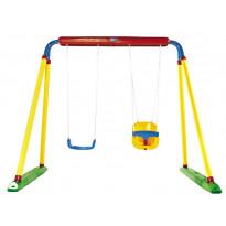 Altalena doppia Super Swing center