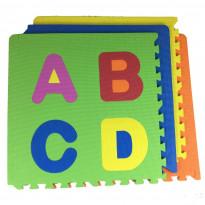 Tappeto Puzzle Lettere e Numeri Eva
