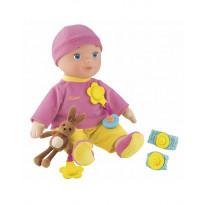 Kiklà la mia prima bambola da 12m